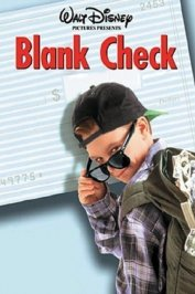 background picture for movie Blank check