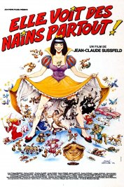 background picture for movie Elle voit des nains partout