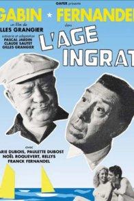 Affiche du film : L'age ingrat