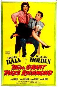 Affiche du film : Miss grain de sel