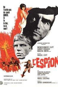 Affiche du film : L'espion