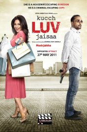 background picture for movie Luv