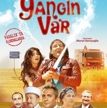 Photo du film : Yangin Var