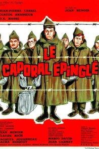 Affiche du film : Le caporal épinglé