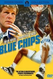 background picture for movie Blue chips