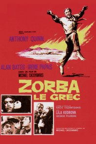 Affiche du film : Zorba le grec