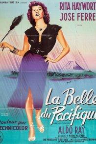 Affiche du film : La belle du pacifique
