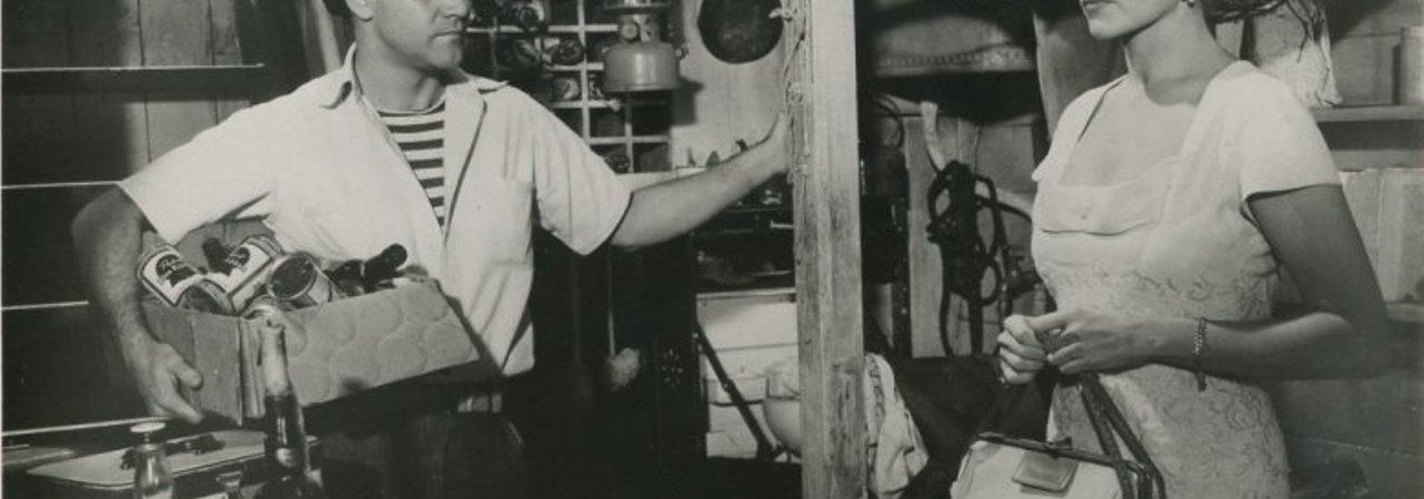 Photo dernier film Robert Parrish