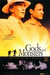 background picture for movie Gods and monsters