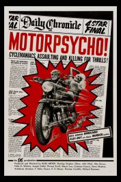 background picture for movie Motor Psycho