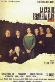 background picture for movie La casa de bernarda alba
