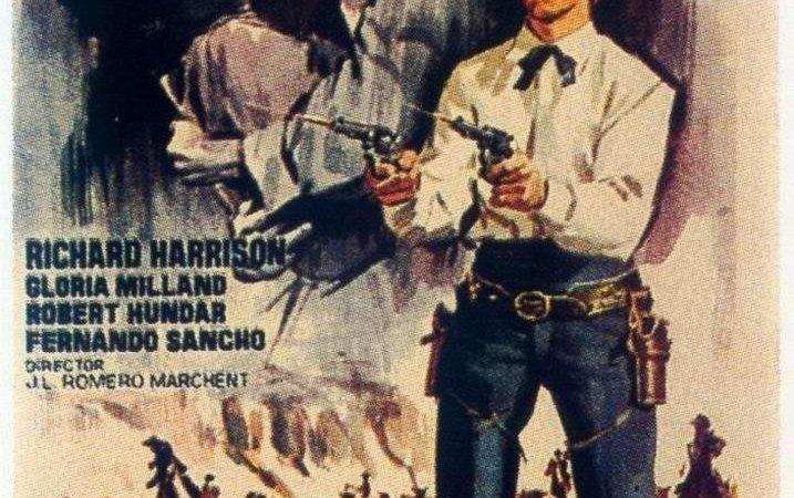 Photo dernier film  Jose Romero Marchent