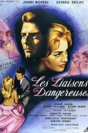 background picture for movie Les liaisons dangereuses