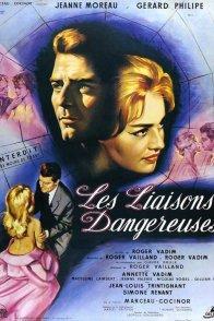 Affiche du film : Les liaisons dangereuses