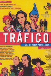 background picture for movie Trafico