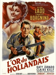 Photo dernier film Alan Ladd