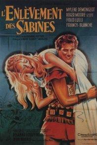 Affiche du film : L'enlevement des sabines