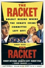 background picture for movie Racket
