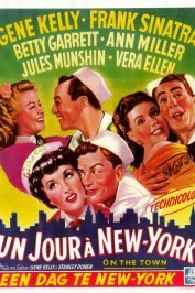 background picture for movie Un jour à New york