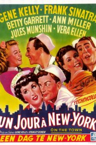 Affiche du film : Un jour à New york