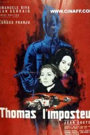 background picture for movie Thomas l'imposteur