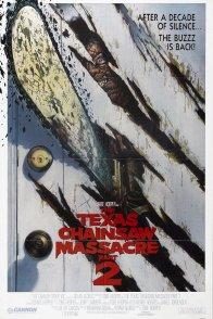 Affiche du film : Massacre a la tronconneuse 2