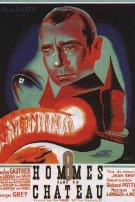 Affiche du film : Huit hommes dans un château