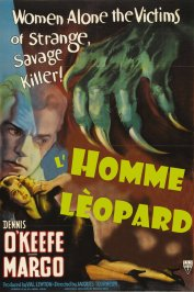 background picture for movie L'Homme leopard