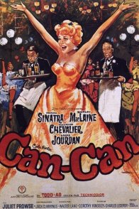 Affiche du film : Can can