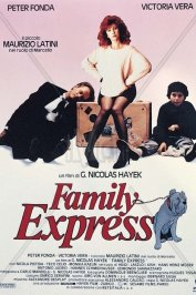background picture for movie Family express