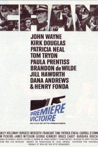 Affiche du film : Première victoire