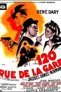 Affiche du film : 120 rue de la gare