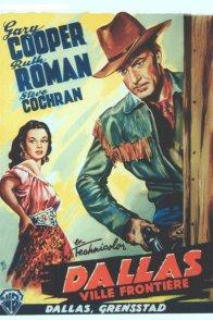 Affiche du film : Dallas ville frontiere