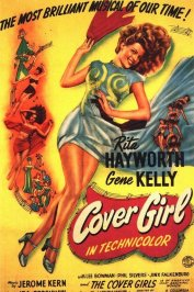 background picture for movie Cover girl