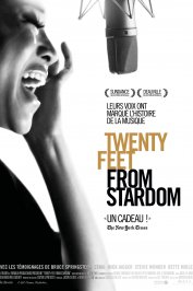 background picture for movie Twenty Feet From Stardom