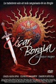 Affiche du film : Cesar borgia