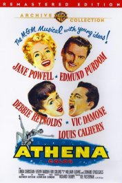 background picture for movie Athena