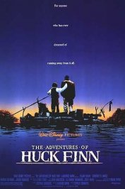 background picture for movie Les aventures de huckleberry finn