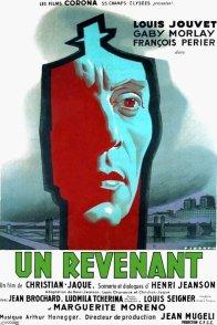 Affiche du film : Un revenant