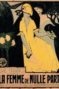 Affiche du film : La femme de nulle part