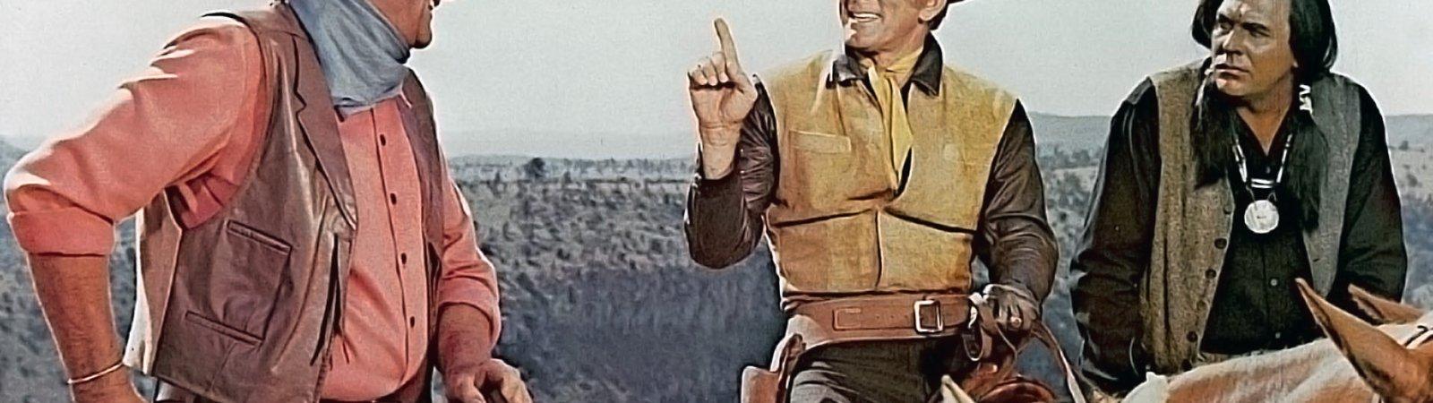 Photo dernier film Burt Kennedy