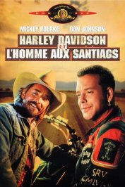 background picture for movie Harley Davidson et l'homme aux santiags