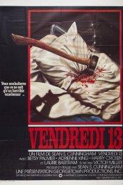 background picture for movie Vendredi 13