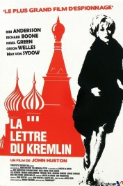 background picture for movie La lettre du kremlin