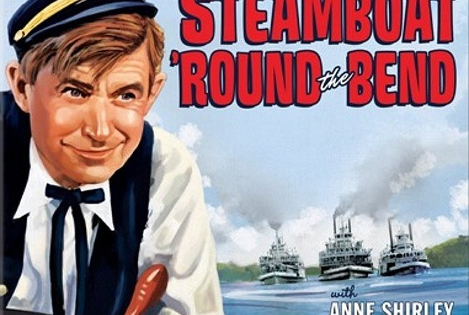 Photo du film : Steamboat round the bend