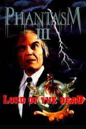 background picture for movie Phantasm iii