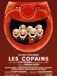 Affiche du film : Les copains