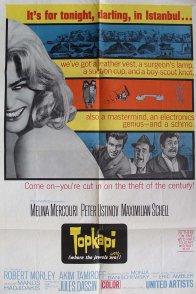 Affiche du film : Topkapi