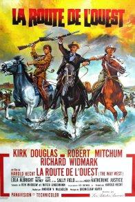 Affiche du film : La route de l'ouest