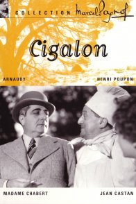 Affiche du film : Cigalon